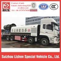 Mining Dust Control Sprayer Truck, Dust Suppression Truck