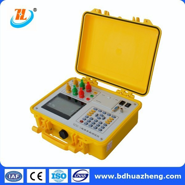 HZXC-I Electric Cable Line Parameter Tester
