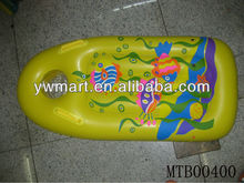 PVC kids toy, inflatable surfboard float