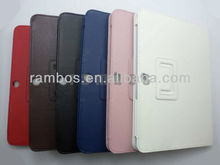 PU Leather Case Protector Cover for Samsung Galaxy Tab 2 10.1 P5100
