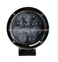 60W Round LED Light Stop/Tail/Turn / Reflex Lens 60W round led truck light