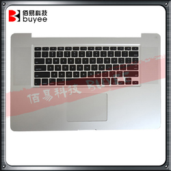 for MacBook Pro 17'' A1297 Top Case C cover Palmrest with US Keyboard+Trackpad