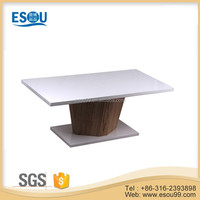 Wooden Top Coffee Table For Sale
