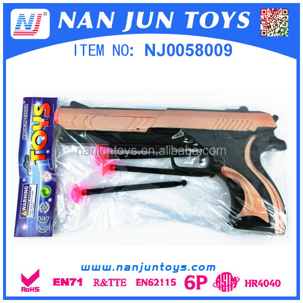 manufacturers cheap plastic gun for kids
