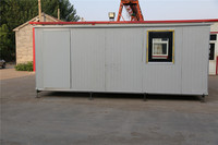 australia exported bright portable fold container house prefabricated