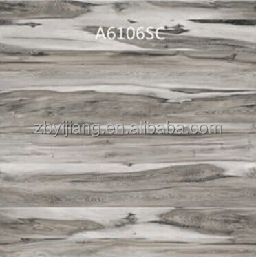 Zibo disegno caldo pavimento di piastrelle di porcellana legno muro ...