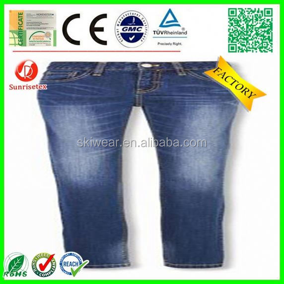 New Style Fashion women in tight jeans pictures please Factory