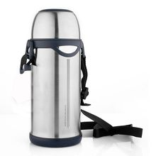 Wide neck 500ml stainless steel eagle vacuum flask
