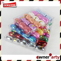 Festival Decoration Party Wired Christmas Ribbon