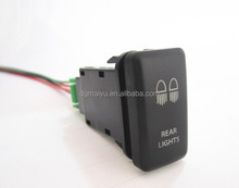 Rear Lights Switch Push Button Switch for Toyota