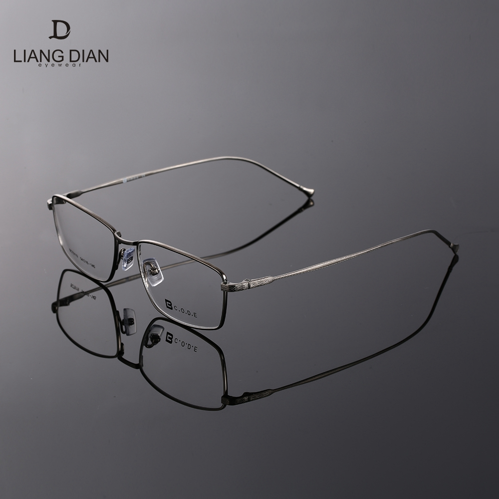 High Quality Handmade Titanium Eyeglasses Stock