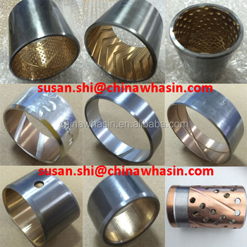 Chinawhasin Bimetal Bearing China-whasin Bi-metal Bushing