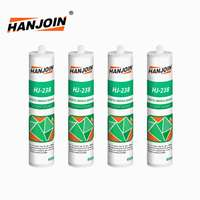 General Purpose 280g Clear Acid Glass Silicone Sealants Wholesale