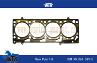 Cylinder head gasket for NEW POLO 1.6
