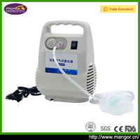 0.5-5um Atomized Particles High Efficiency Oil-Free Air Compressor Nebulizer Machine Portable Mini Nebulizer Diffuser