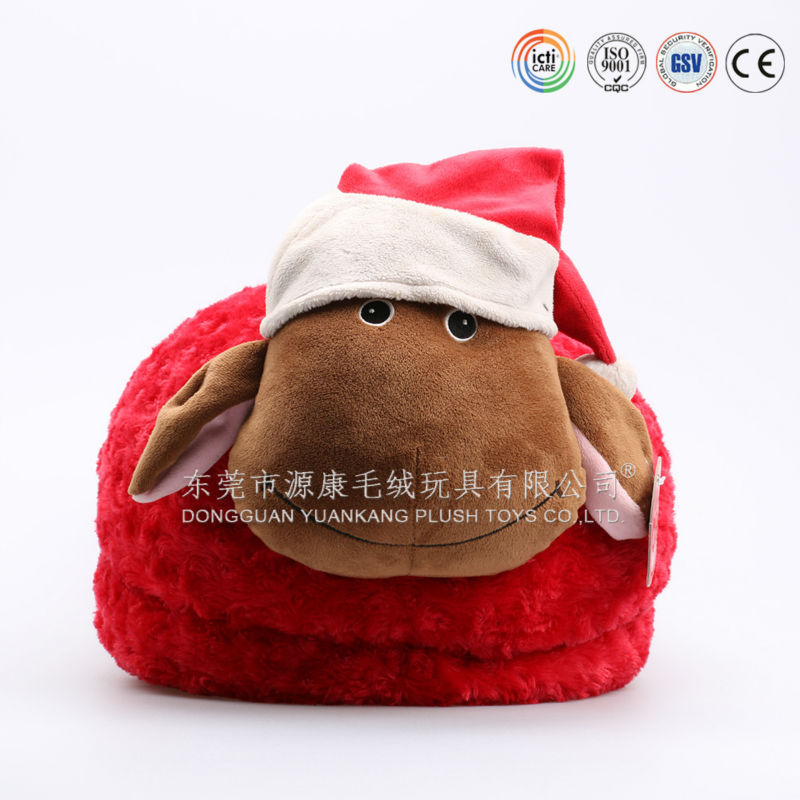 Slippers cute carton slippers christmas reindeer slippers product on