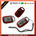2015 Christmas Gift 2 in 1 Pedometer Body Fat Analyzer Digital Step Counter 5 Colors Calorie Counter
