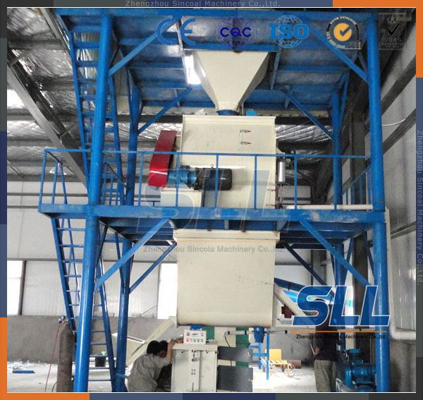 SINCOLA plaster of paris making machine exporter from China with latest technology