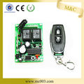 402PC Hot-selling wireless 2 channel 12V/24V intelligent controller
