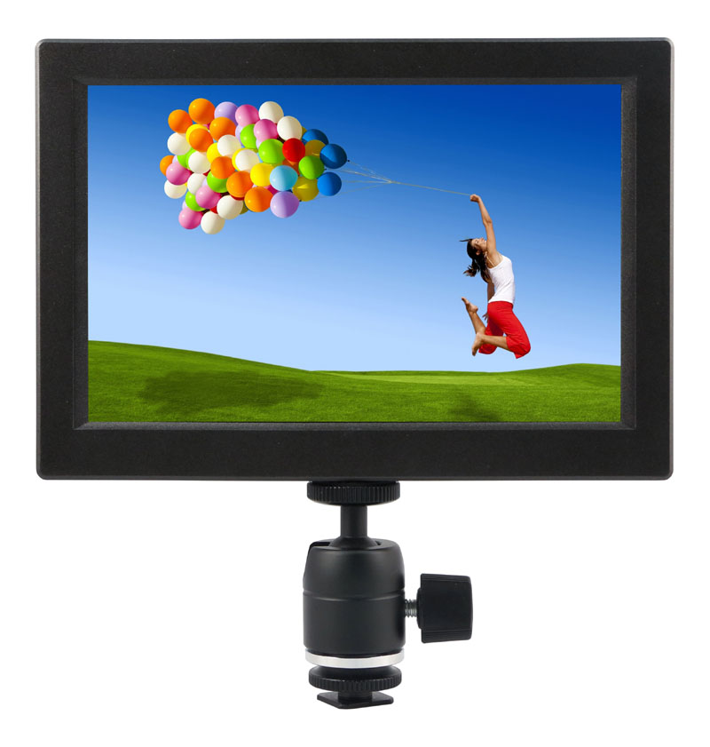 IPS LCD Screen 7 inch internet security monitor