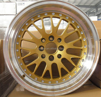 bulk gold chrome mag wheels rims