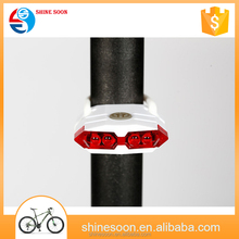 Multifunctional factory price smart wireless indicator lamp bicycle rear brake light