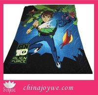 Hot sale license baby blanket