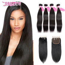 Unprocessed 100% Malaysian human Hair Straight Wave extension Wholesale Malaysian Hair