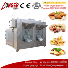 Automatic Peanut Sesame Soybeans Roaster Cocoa Bean Roasting Machine for Sale