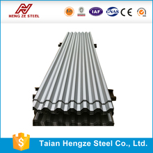 color coated galvanized corrugated metal roofing sheet with competitive price