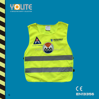 chaleco reflectante seguridad,chalecos reflectivos,yellow cheap reflective vests