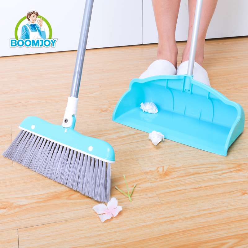 Cheap functional Japanese mini broom and dustpan set