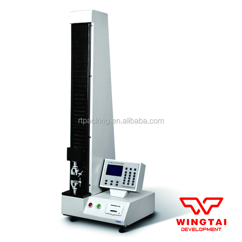 Electronic Tensile Tester For Plastic Film,Packing material