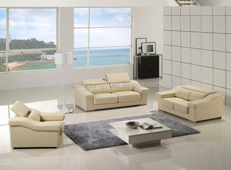 Home furniture sofa new model leather sofa 2015 hot sale best living room sofa