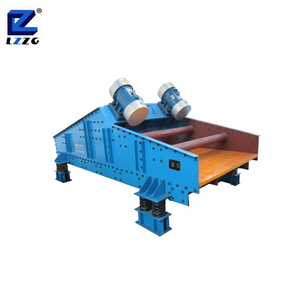 LZZG sand dewatering sieve machine best price