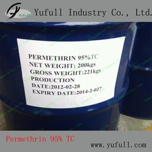 Permethrin 95% TC, Public health insecticide Mosquito repellent pyrethroid insecticide