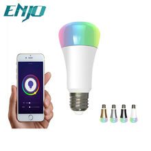 Manufacture directly sale Hot sale New Design App Control Wireless Wifi Smart 7w Led Bulb Light