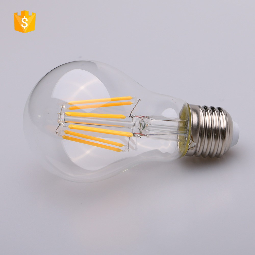 china manufacturer AC/DC 12V 24V 36V 4W led bulbs E27 E14 dimmable filament bulb