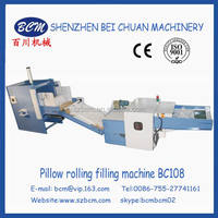 BCM shenzhen cushion automatic filling machine