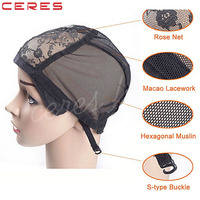 Wholesale Brown Lace Wig Caps For