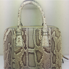Real Python Skin Handbag Store Design and Decoration Custom Classical i Handbag