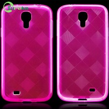 2014 custom fancy cell phone soft gel cover case for samsung galaxy s4 I9500