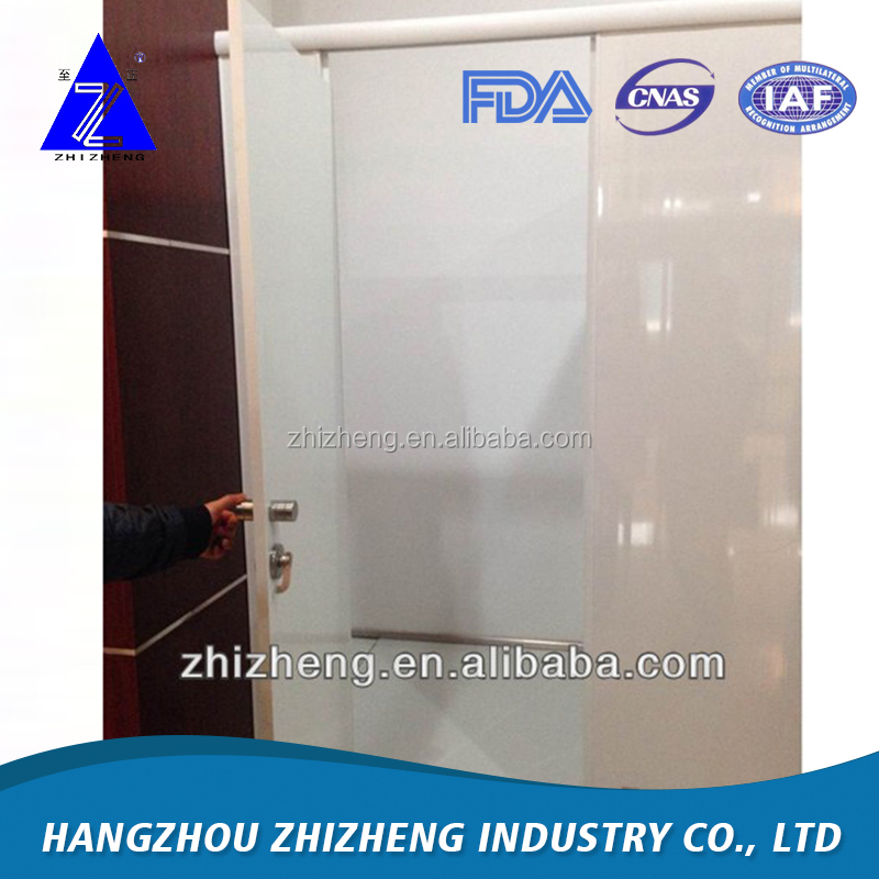 waterproof plastic door rigid pvc hollow core panels