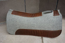 Facrory Price wool saddle pad cloth