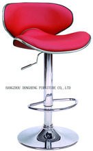 2016 new Leisure PU Bar Stool butterfly stool H-324 adjustable seat furniture