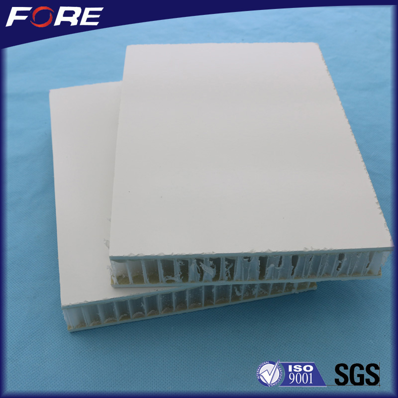 Decorative material FRP sandwich panel,FRP Honeycomb Panel For Aviaries / Kennels / Cages