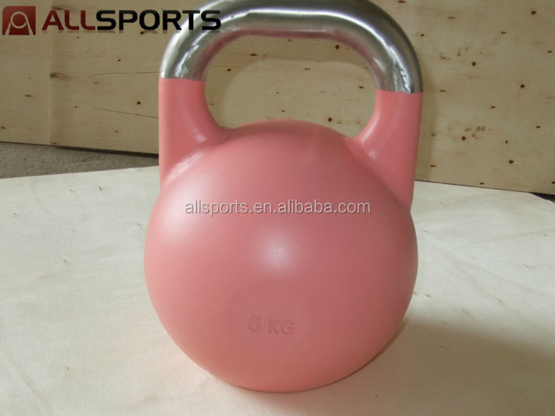 Stainless Steel Handle Competition Kettlebell Buy