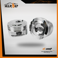 Racing Forged Piston for Fiat tipo 2.0 Forged Piston