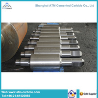 Hot sale alloy chilled cast iron rolls, hot mill roll for hot rolling shop