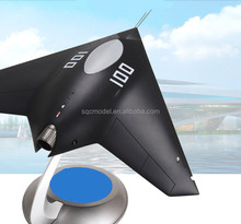 1:72 scale airplane unmanned plane model